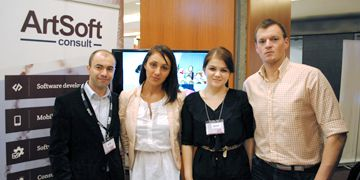 ArtSoft Consult will participate to the Career Fair