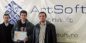 ArtSoft Consult sponsored the PC Party event