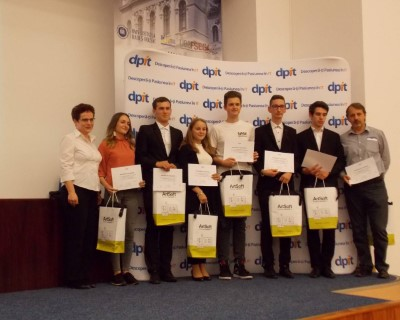 Award ceremony of DPIT