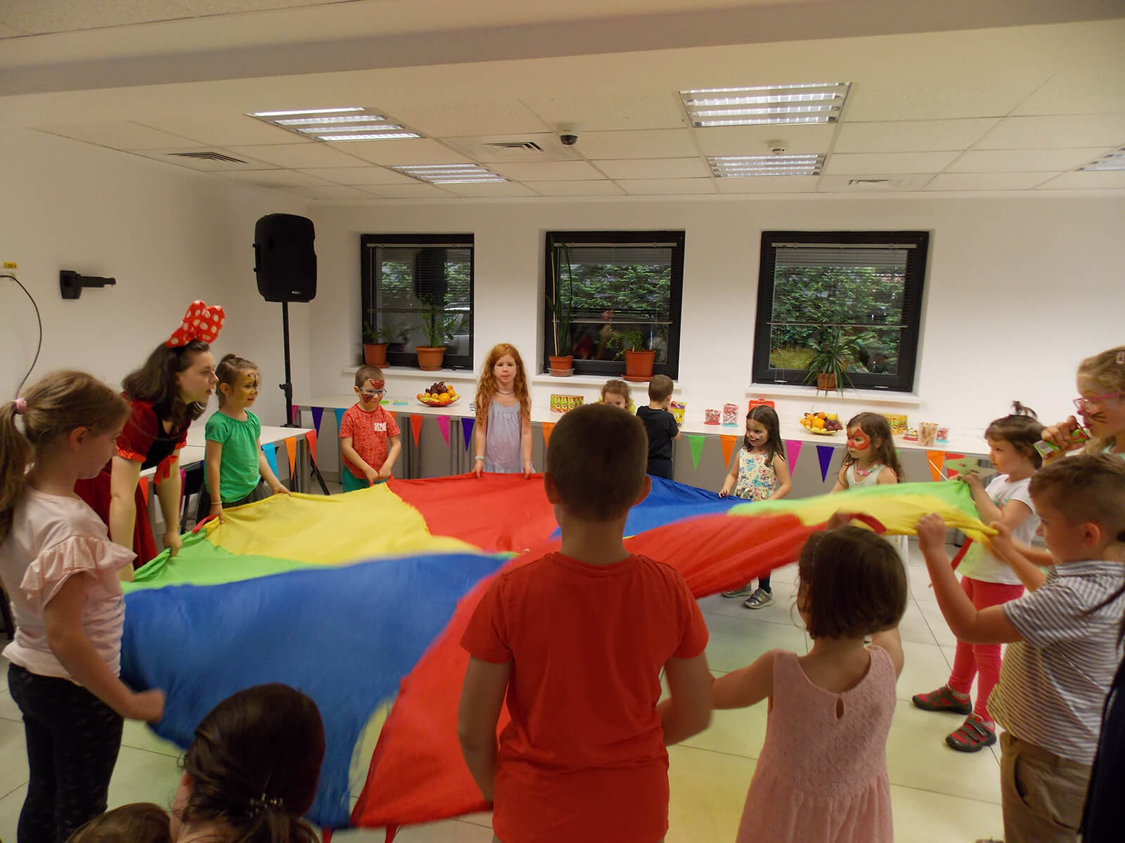 Children's  day at the company 2019