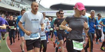 ArtSoft Consult participates at the 4th edition of Cluj International Marathon